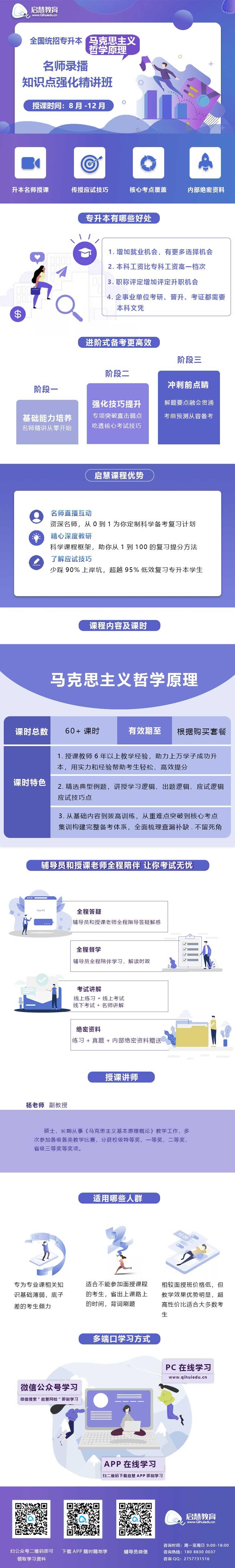 2021年云南统招专升本精讲课《马克思主义哲学原理》