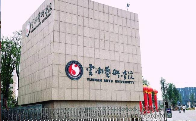 2020年云南艺术学院专升本招生计划