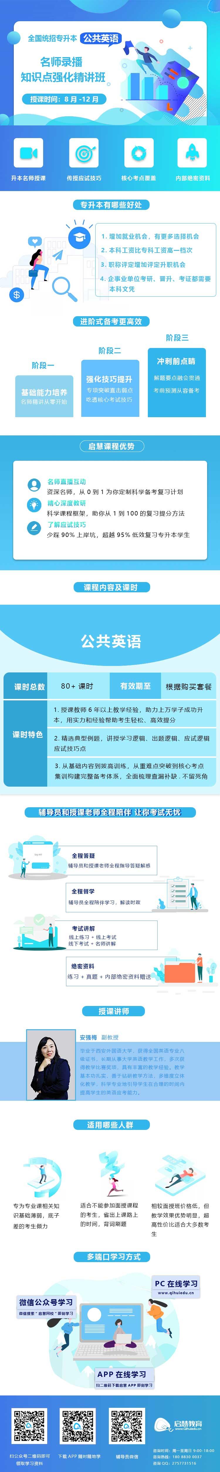 2021年云南统招专升本精讲课《公共英语》