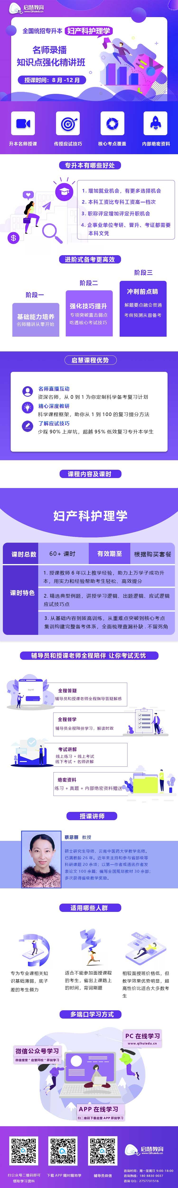 2021年云南统招专升本精讲课《妇产科护理学》